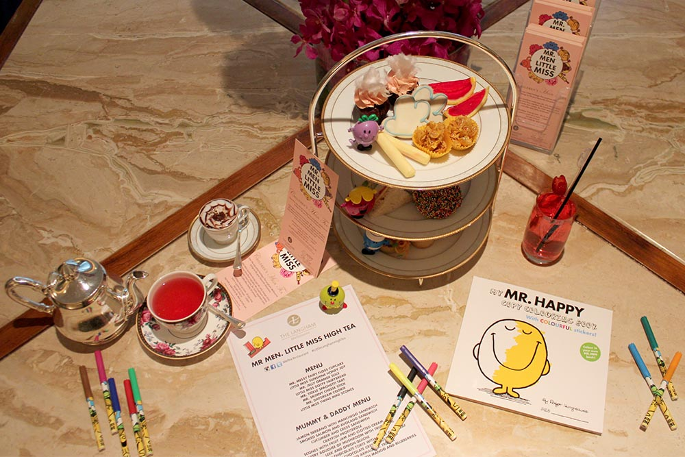 Mr Men High Tea  www.cherryandme.com