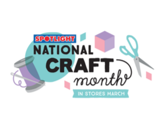 Spotlight National Craft Month