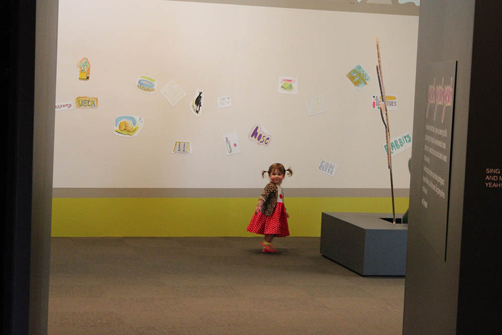 Cherry and Me - NGV Kids Space 3