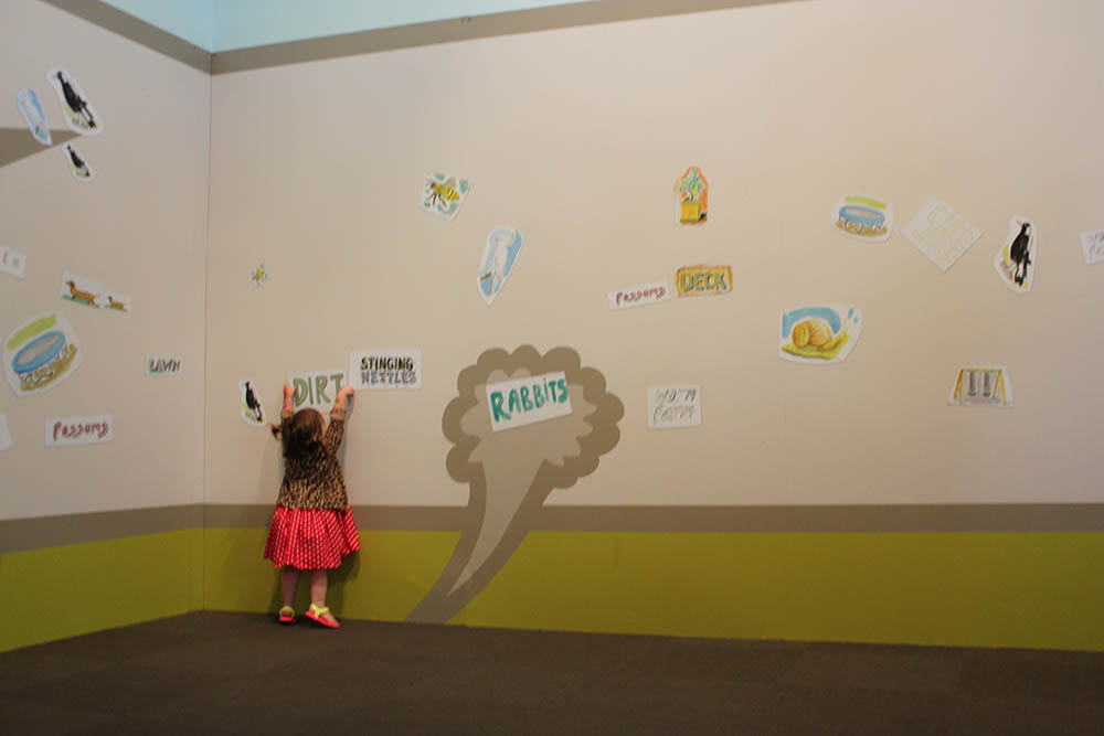 Cherry and Me - NGV Kids Space 4