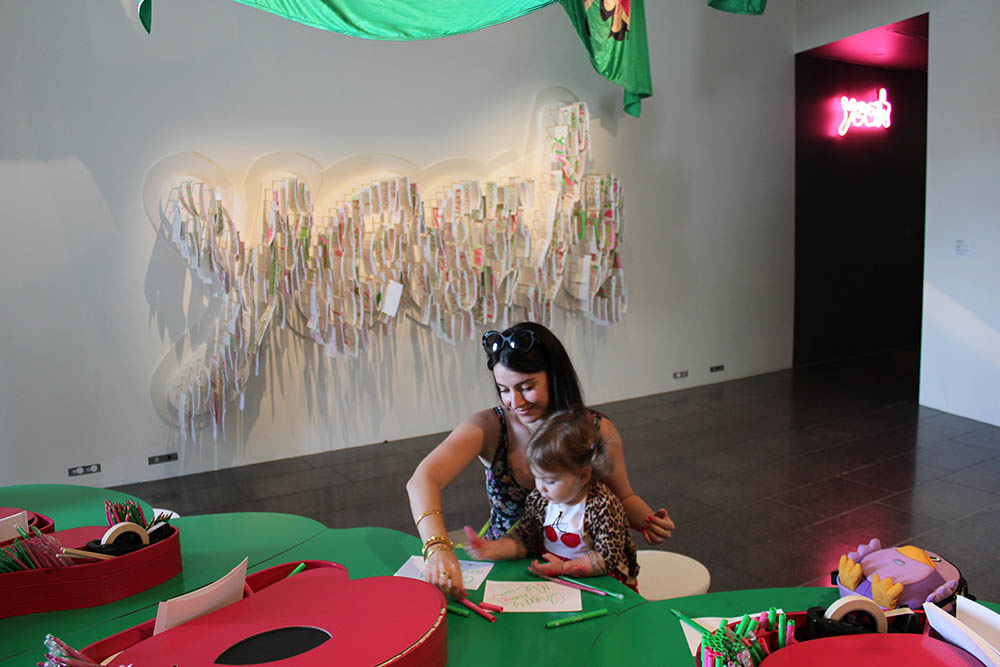 Cherry and Me - NGV Kids Space 6