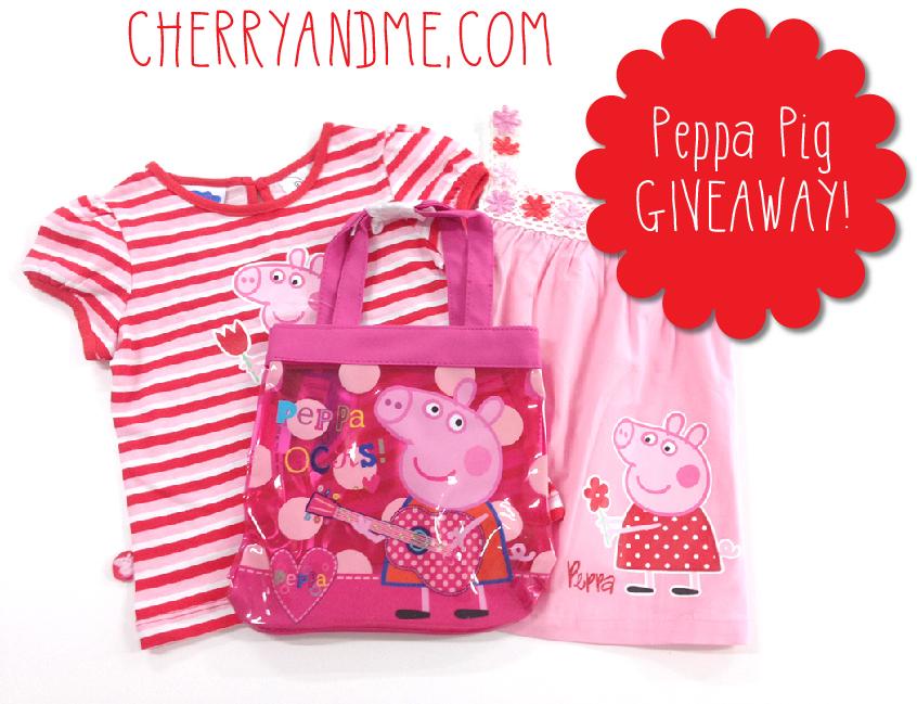 Peppa Pig Cherryandme.com