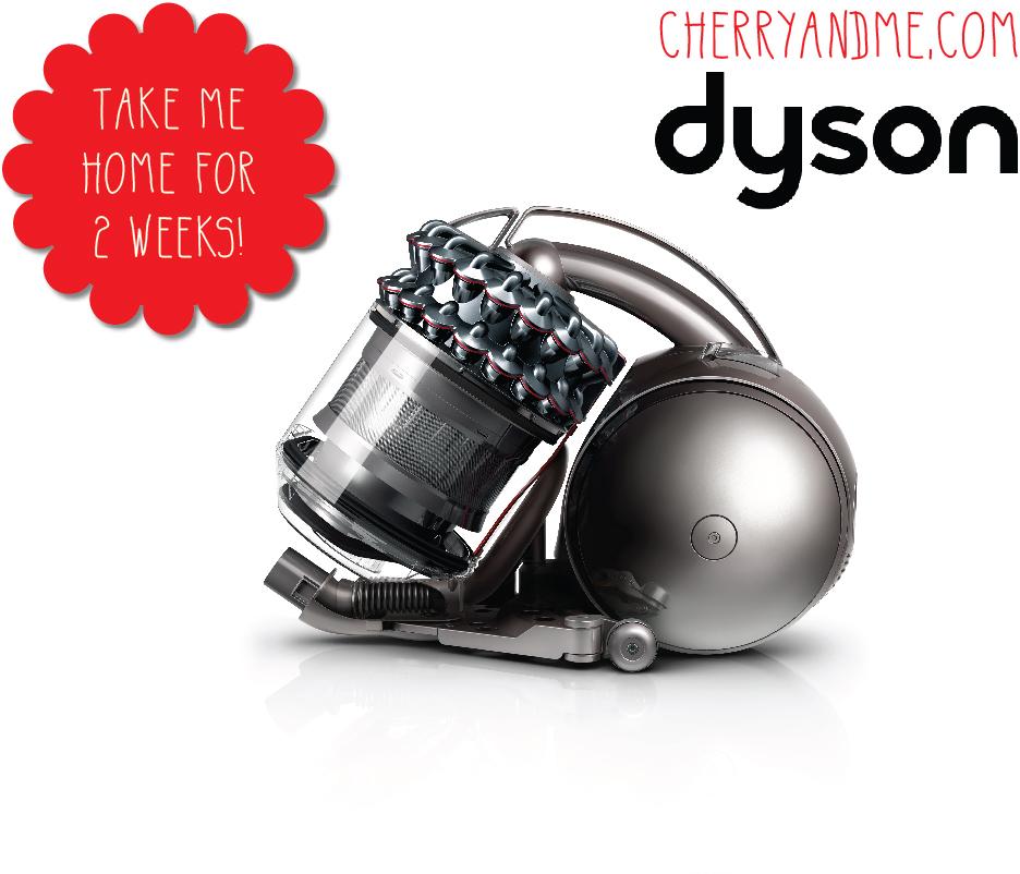 Dyson Giveaway www.cherryandme.com
