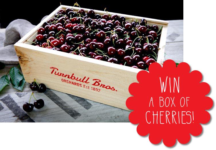 Cherry Giveaway www.cherryandme.com