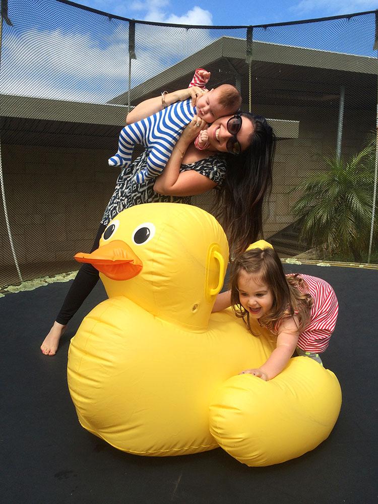 Lucky Ducky www.cherryandme.com