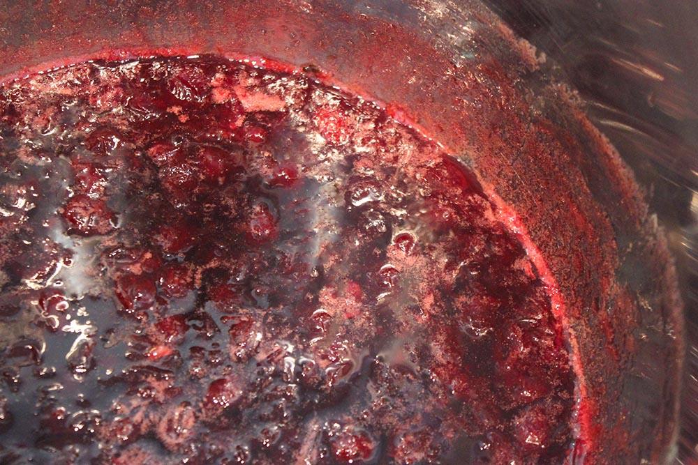 Morello Cherry Jam cherryandme.com