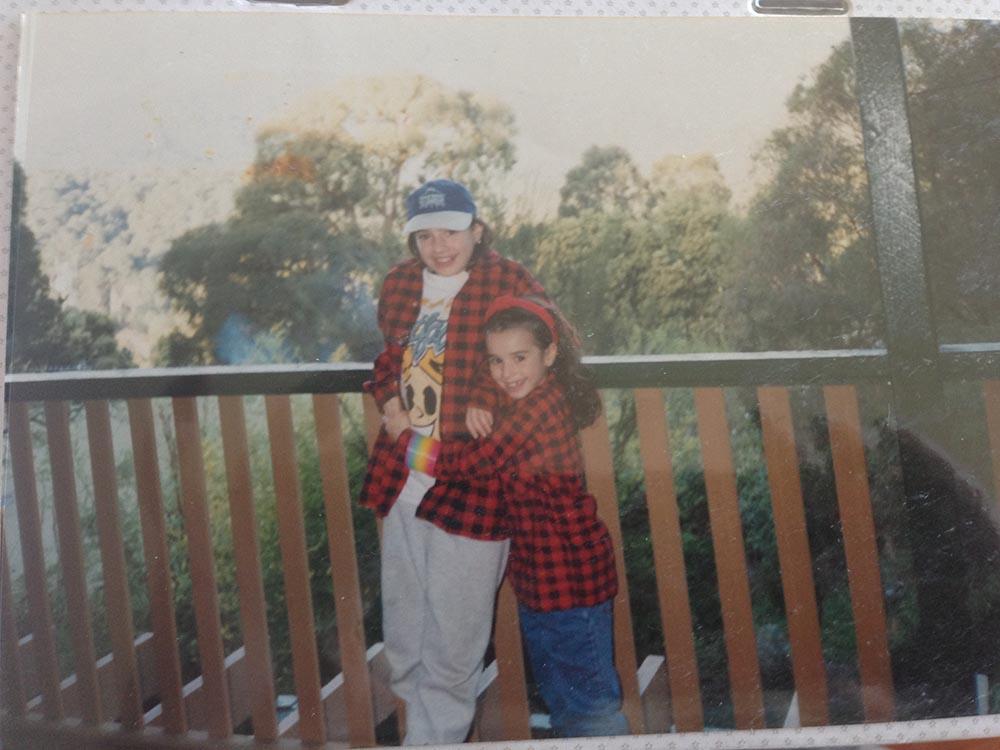 When we were kids www.cherryandme.com