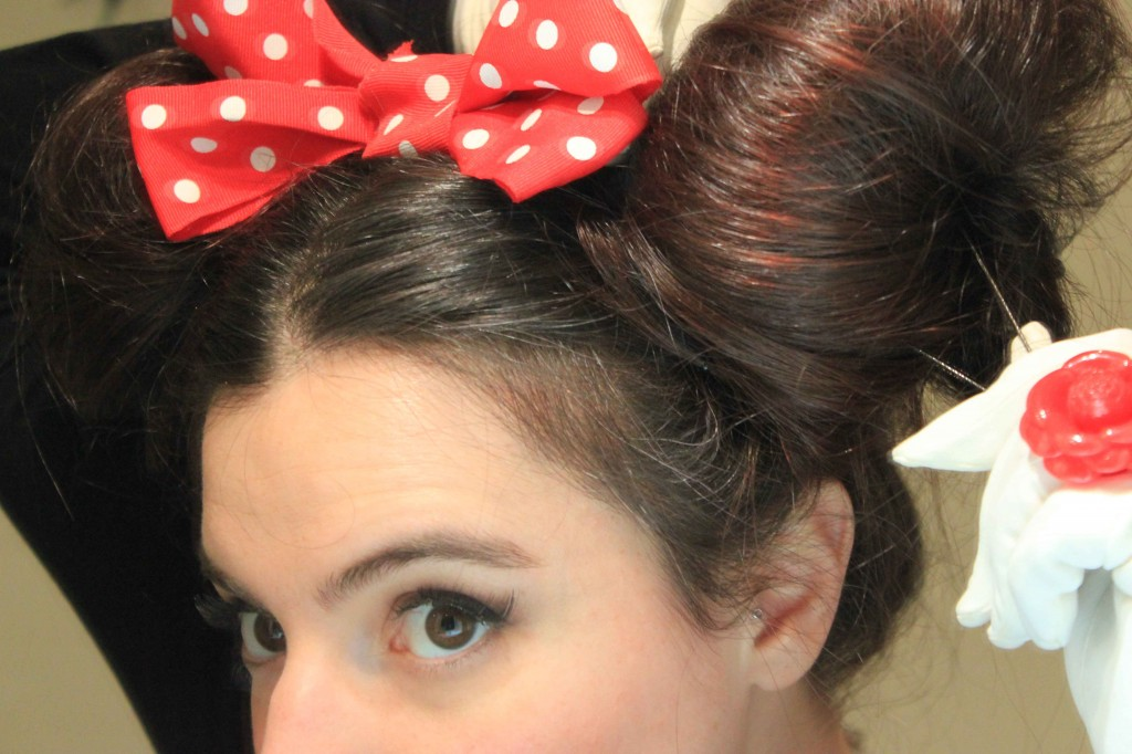 Minnie Mouse Dress-ups www.cherryandme.com