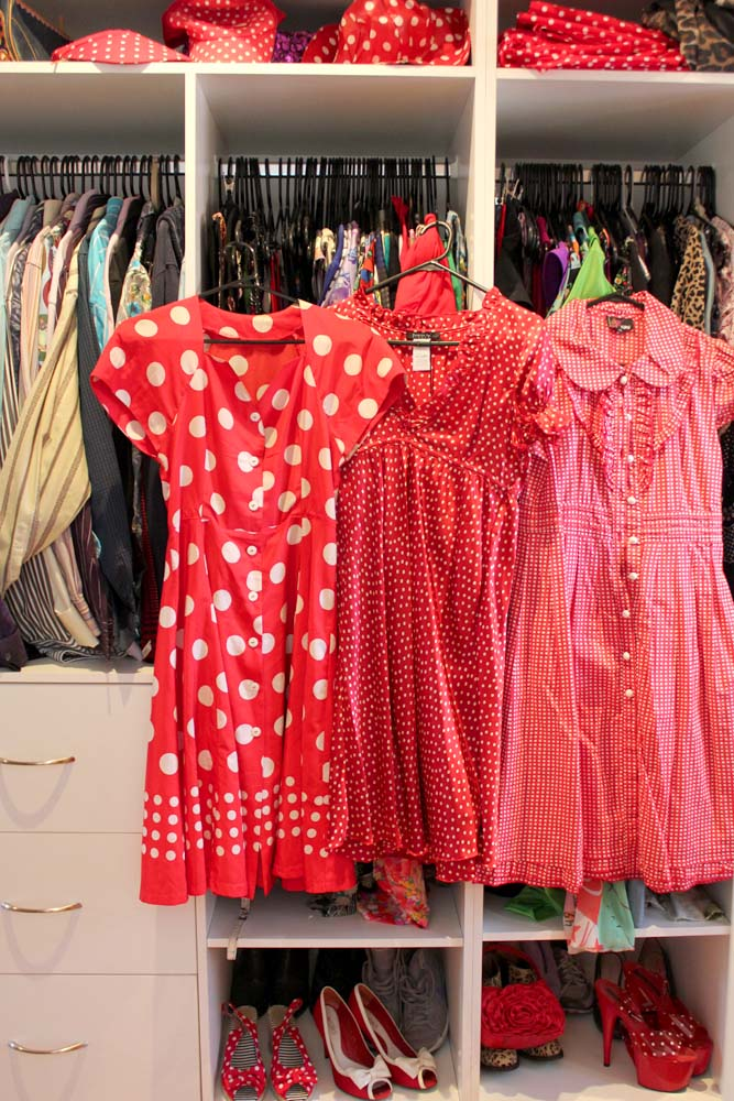 Polka-dot Dresses www.cherryandme.com