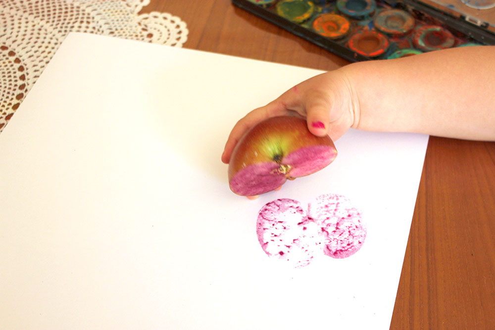 Rosh Hashana Card Making with Cherry www.cherryandme.com