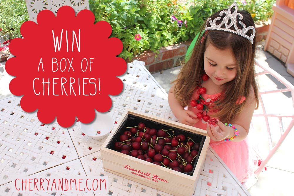 Cherry's Box of Cherries www.cherryandme.com