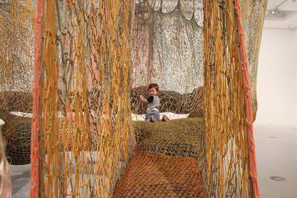 National Gallery of Victoria www.cherryandme.com