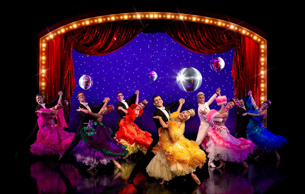 Strictly Ballroom www.cherryandme.com