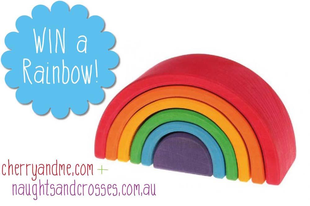 CherryandMe.com Rainbow Giveaway