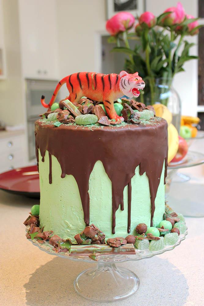 Happy Birthday Tiger www.cherryandme.com