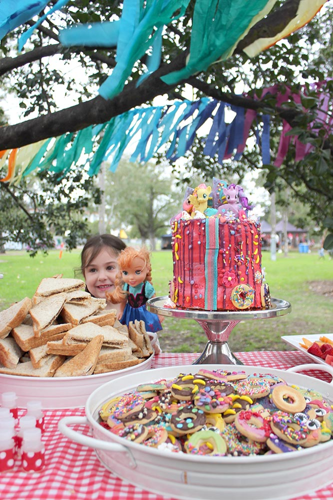 Cherry's 5th Birthday Picnic cherryandme.com