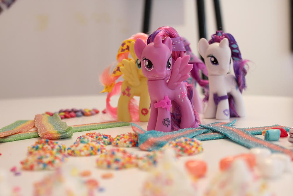 My Little Pony Cake www.cherryandme.com